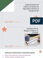 Taller No. 5 Identificación de peligros PDF