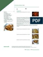 POLLO CON SALSA AGRIDULCE - imagen principal - Consejos - Fotos de pasos - 2010-09-27