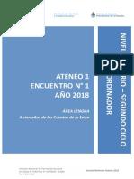 Nivel-Primario-Ateneo-Didáctico-N°-1-Encuentro-1-Segundo-Ciclo-Lengua-Carpeta-Coordinador