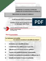 2016ConferencePFCIndicateursdeDurabilite