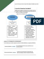 PROPUESTA EXPLICATIVA DE CIENCIAS SOCIALES- 6TO