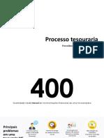 Processo tesouraria