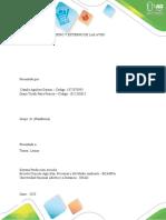 Informe Sistema De Producción Avícola