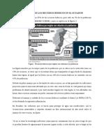 TABLA DE SITUACION ACTUAL DEL RIEGO EN EL MUNDO
