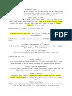 Theatre History Script