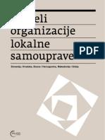 Modeli Organizacije Lokalne Samouprave