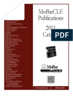 MoBarCLE 2011 Publications Catalog