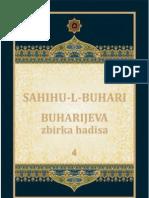 Sahihu-L-Buhari, Buharijeva Zbirka Hadisa 4-2.Dio_text