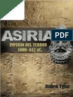 Asiria. Imperio del terror 1000 - 612 Ac - Ruben Ygua