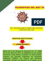 6.- fundamentos filosoficos del IESTP TA