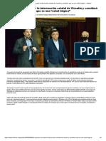 """La oposición rechazó la intervención estatal de Vicentin y consideró que es una """"señal trágica"""" - Infobae"""