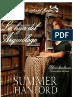 La hija delArqueologo #1 - Summer Hanford