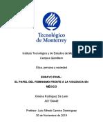 A01704448 El papel del feminismo frente a la violencia en México.docx