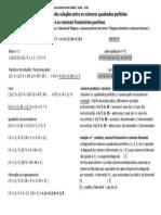 Demonstração por indução matemática finita