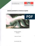 Schleiss - Aménagements hydrauliques(1)