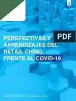 Perspectivas y aprendizajes del Retail chino (COVID19)