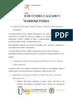 Presentacion_Cluster de Cuero, Calzado y Marroquineria