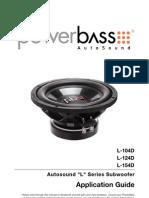 Power Bass s124