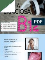ANEMIA PERNICIOSA con RAM Y FACTORES BILOGICOS