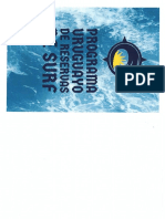 Programa uruguayo de Reservas de Surf