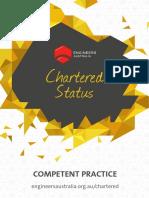 Chartered Status