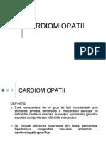 Cardiomiopatii Nov 2010