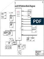 HP Stream 14-ax010wm DA0P9MB16D0 Schematic Diagram