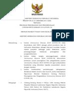 KMK No. HK.01.07-MENKES-247-2020 ttg Pedoman Pencegahan dan Pengendalian COVID-19 (1)