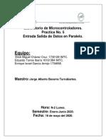 Practica 5 - Entrada y Salida de Datos en Paralelo (1)