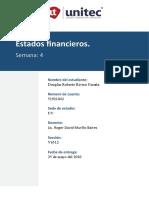 Tarea 4.1 Estados Financieros
