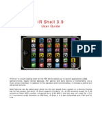 iR Shell 3 9 User Guide