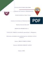 Sanchez_Castro_Gregorio_Actividad de aprendizaje 1. Obligatoria.Diferentes sociedades mercantiles