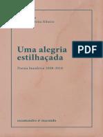 Uma alegria estilhaçada - Gustavo Silveira Ribeiro (org.) (Escamandro & Macondo, 2020)