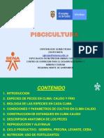 PISCICULTURA GENERALIDADES 2019