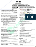 Hsslive-11-B- Biotech- Principles, Previous yr HSE n Model questions