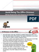 BBQ Campaign_Avoid Being the Office Dinosaur