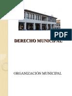 SEGUNDA CLASE DERECHO MUNICIPAL