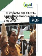 2. EL CAFTA EN HONDURAS. INFORME