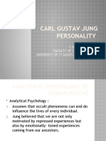 C.G. JUNG PERSONALITY