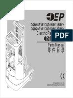 CQD16-20RV PARTS MANUAL