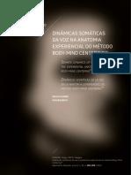2018 - Dinâmicas somáticas da voz na anatomia experiencial do método Body-Mind Centering™.pdf
