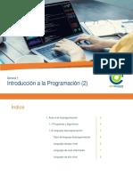 Introducción a La Programación 2