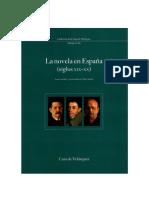 Aubert-La Novela en España (Siglos XIX-XX)