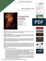 Fernando Ulloa revisitado (Segunda parte)
