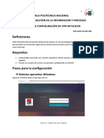 Manual VPN NETSCALER