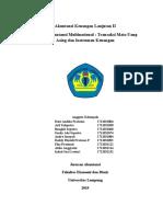 BAB 11 Akuntansi Keuangan Lanjutan