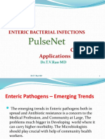 Pulse Net, Enteric Pathogens