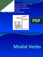 Modal Verbs (2)