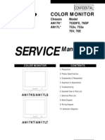 SyncMaster 753s Manual SERVICE