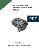 FOLLETO DE EJERCICIOS DE MOTORES DE COMBUSTION INTERNA